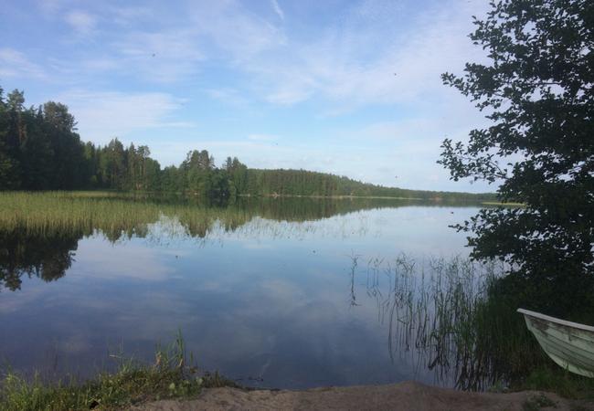 Aholanraitin-vuokramökit-mökkiloma.aamu-ranta