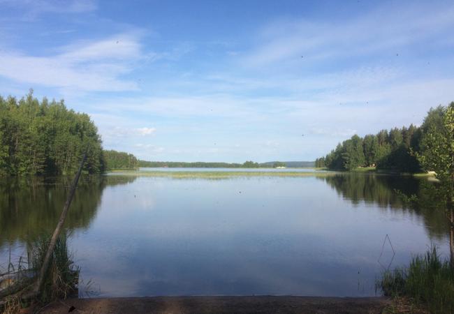 Aholanraitin-vuokramökit-mökkiloma-Päijänne-ranta